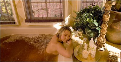 wine bath spa resort