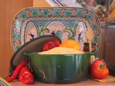 tangine dreams and stewing spices Moroccan cuisine