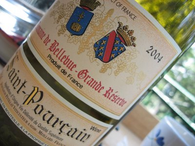 Domaine de Bellevue Grande Rserve 2004