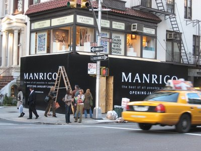 manrico moves in soup burg bust