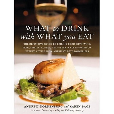 karyn paige andy dorenberg food and wine pairing book