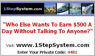 1stepsystem, 1 step system, rod stinson, chris keohl, make money