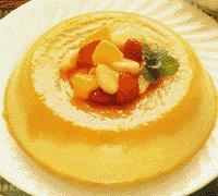 Recetas - Budín de Frutas