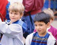 Niños - Paseando también se aprende