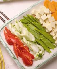Nutrición - Cocinemos con Verduras