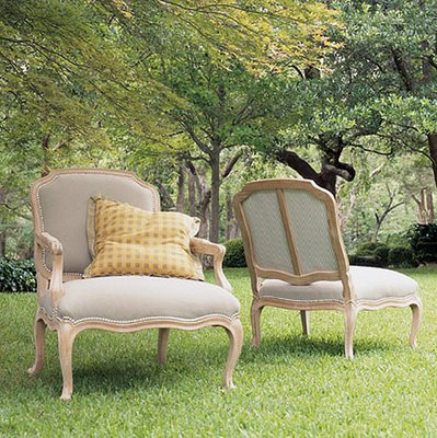 Teejay 39 S Backsplash Louis Soleil Outdoor Dining Chair Mother 39 S Day Gift
