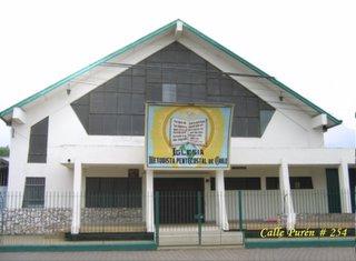 Iglesia Metodista Pentecostal de Chillán-Purén