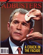 Adbusters Cover (Nov/Dec 2005)