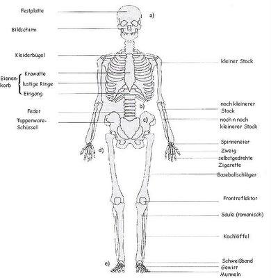 Ainaethirion In Ozz: Das einfache Skelett