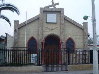 Iglesia Metodista Pentecostal de Colina