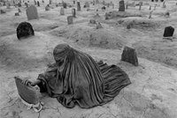 Photo by James Nachtwey - Afghanistan, 1996 - Mourning a brother killed by a Taliban rocket