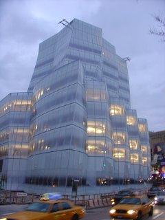 Gehry's IAC Building
