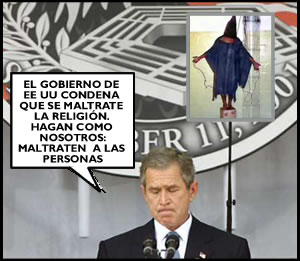 Bush y la tortura