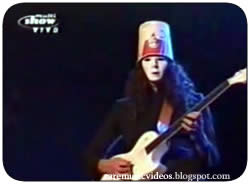Buckethead - Solo Live Rock in Rio