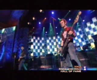 Green Day - Ramones Cover en vivo en el R&R Hall Of Fame (2002)
