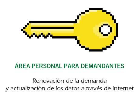 Mi guadalinfo sae rea personal para demandantes for Renovar demanda de empleo con certificado digital
