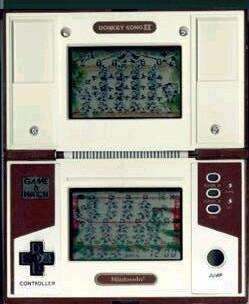 Game&Watch do Donkey Kong 2