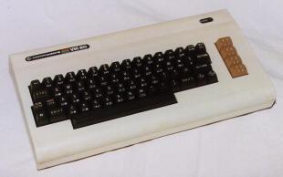 Commodore VIC-20, micro que não era vendido no Brasil