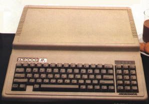 TK3000 da linha Apple 2