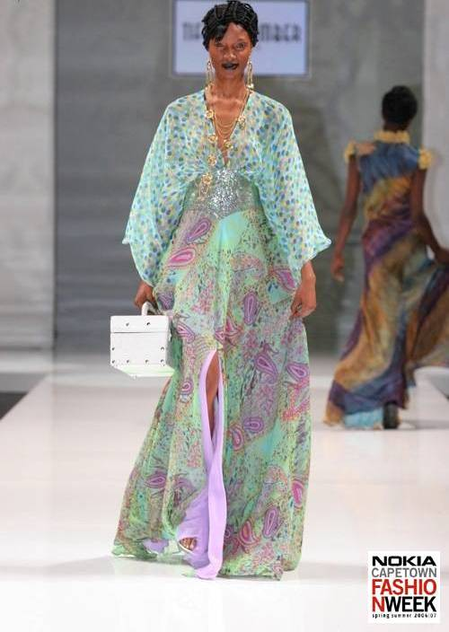 BELLA NAIJA - NIGERIA FASHION WEEK - DAY 3
