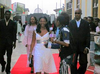 NIGERIAN MOVIE PREMIERE