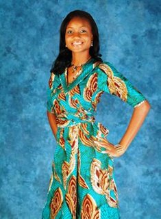 MISS NIGERIA WORLD 2006
