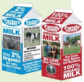 Go to the Cornicopia Institute's Organic Dairy Reportcard