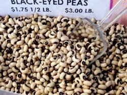 Black-eyed Peas, Not the Pop Band