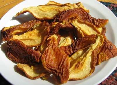 Dried Pears