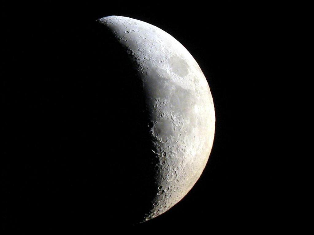 Mi vida como un niño: La luna es mentirosa