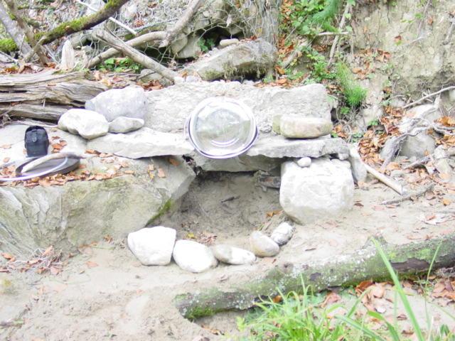 feuerstelle, backofen, outdoor kochen, Gartenarbeit ideen