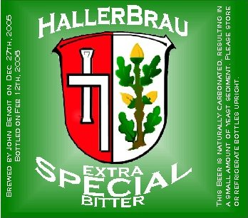 HallerBrau Logo