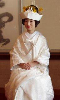 Kimono para bodas