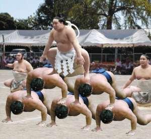 Pirámide sumo