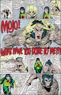 Wolverine! F--ck Yeah!
