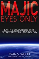 Majic Eyes Only Book