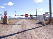 Area 51 Swing Down Gate