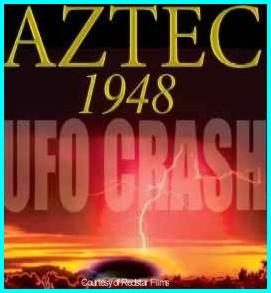 Aztec UFO Video