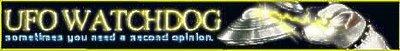 Banner UFO Watchdog