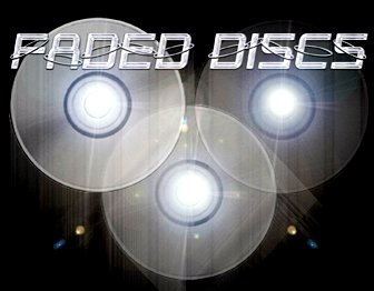 Faded Disc Logo