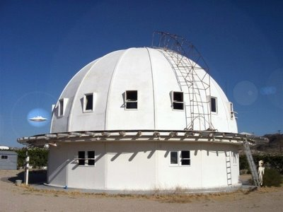 Integratron-2 With Saucer
