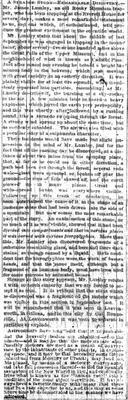 Missouri Democrat-10-19-1865-Strange Story