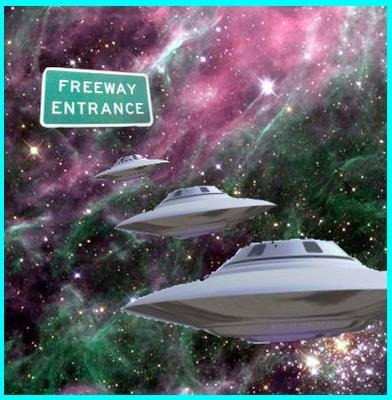 Saucer Freeway