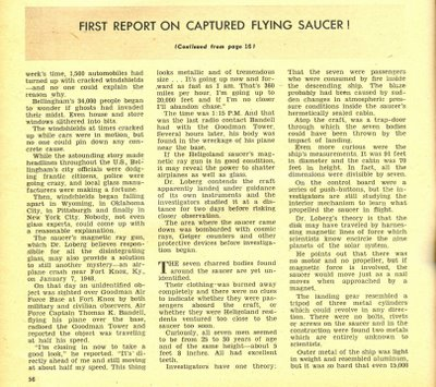 Sir Magazine Sept 1954 First Report On Caprured Saucer (4)
