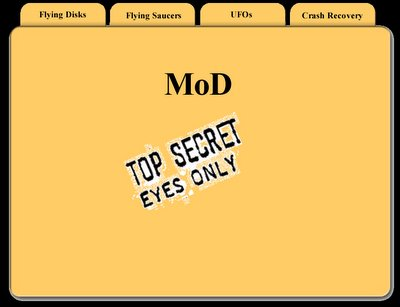 Top Secret MoD Files