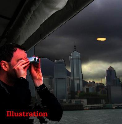 UFO  Window Bolivia