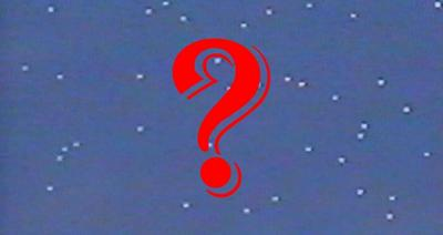 UFO Fleet Question Mark