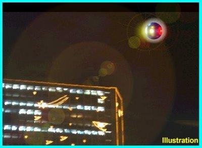 UFO Over Antioqueño de Nechí