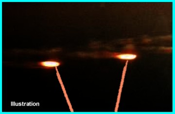 UFO Over Bonsall
