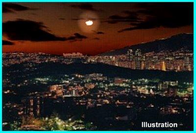 UFO Over Caracas
